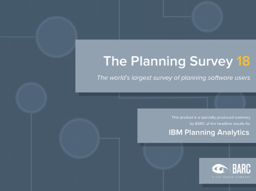 Barc Research Study – The Planning Survey